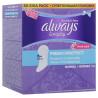 Always Everyday Normal, Прокладки з ароматизацією, 2 каплі, 60 шт., картон