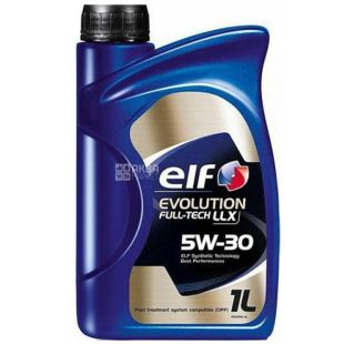 Elf Evolution Full-Tech LLX 5W-30 Моторне масло, 1л, каністра