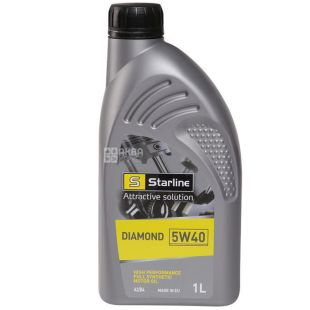 STARLINE Diamond 5W-40 Моторное масло, 1л, канистра