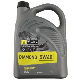 STARLINE Diamond 5W-40 Моторне масло, каністра, 5 л