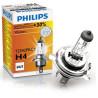 Philips Vision H4 12V 12342PRC1 Галогенная лампа для автомобиля, картон