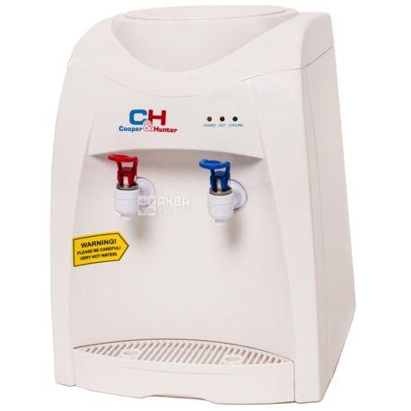 Cooper&Hunter YLRT 0.7-6Q5, Кулер для воды с электронным охлаждением, настольный