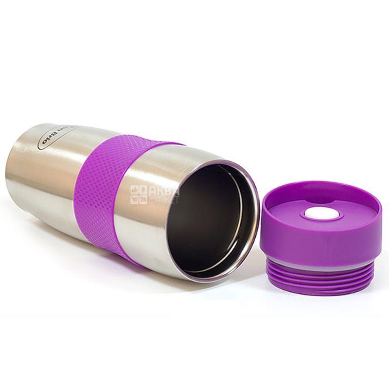 Con Brio Термокружка фиолетовая, 380мл