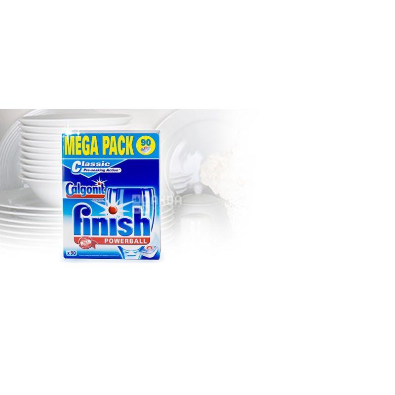 Finish Calgonit Таблетки для посудомоечных машин 90 шт.