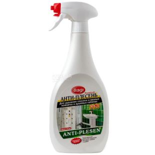 Bagi Anti-mold Spray to remove mold and mildew, 750ml, PET