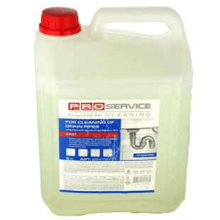 Pro Service, Pipe Cleaner, 5 L
