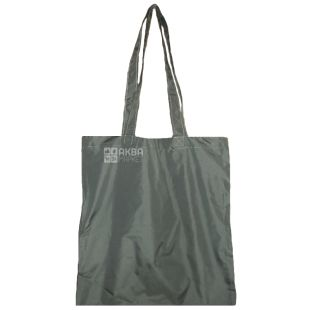 Shopping bag, Cloak fabric, Gray