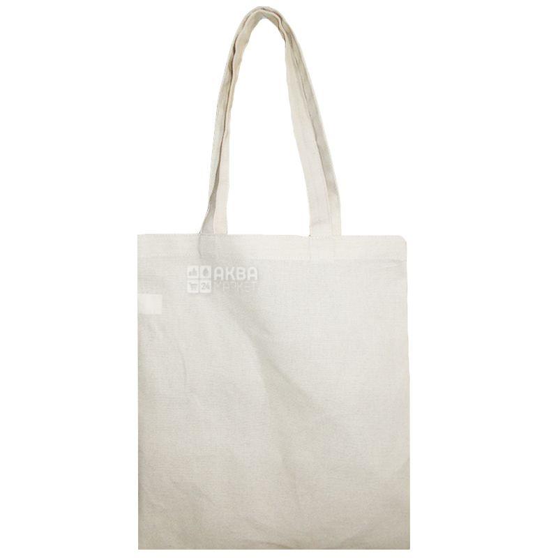 Эко сумка, Хлопковая, 35 х 41 см