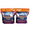 Finish Quantum, Таблетки для посудомоечной машины, 60+60 шт., м/у