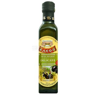Eleon Extra Virgin Delicate Olive oil, 250 ml, glass