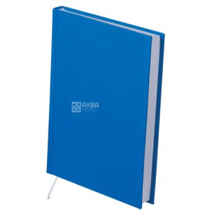 Buromax Strong, Ежедневник недатированный, А5, синий