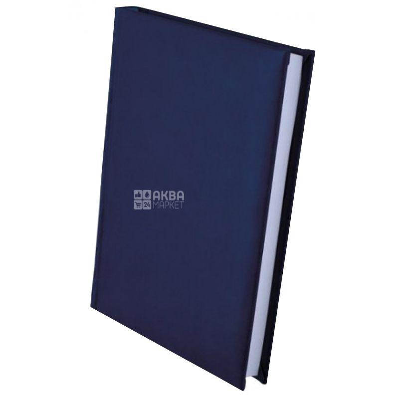 Buromax Base, Ежедневник недатированный, А5, синий