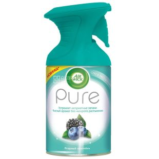 Air Wick Pure Berry Cocktail, Spray Freshener, 250 ml