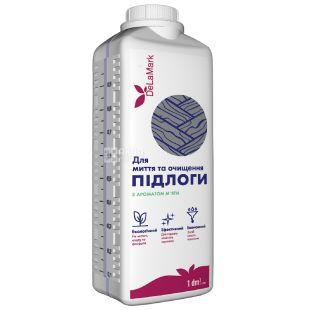 De La Mark, Floor Wash with Mint Scent, 1 L
