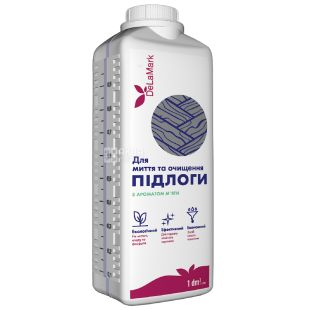 De La Mark, Средство для мытья пола с ароматом мяты, 1 л