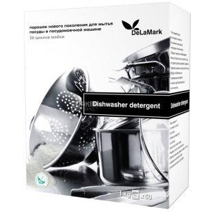 De La Mark, Средство для мытья посуды в посудомоечной машине, 1 кг