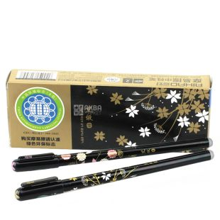 Aihao I write-erase, gel pen blue, pack of 12pcs