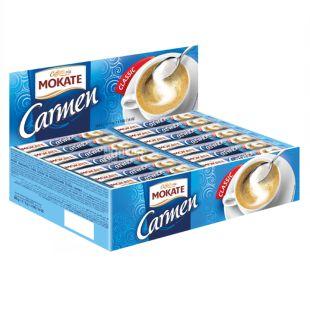 Mokate Caffetteria Carmen Classic, Сливки сухие, 100 пакетиков, 4г, картонная упаковка