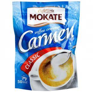 Mokate Caffetteria Carmen Classic, Сливки сухие, 200г, мягкая упаковка