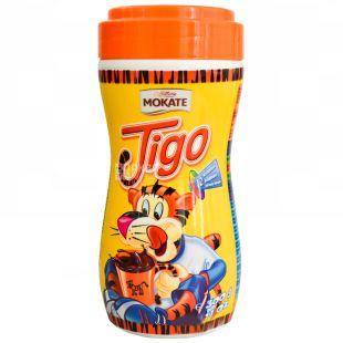 Mokate, Tigo, 300 г, Мокатэ, Какао, растворимое, витаминизированное, тубус