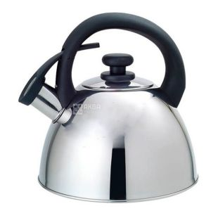 Rainbow MR-1304 Чайник металлический, 2.5л