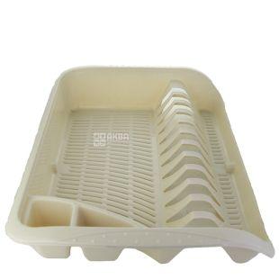 Сушилка для посуды, Мини, Ассорти, 39,5 х 29,5 см, ТМ Keeeper