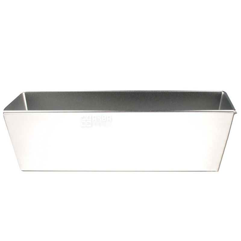 SNB Silver, Противень с гофрированным дном, 250×110×75 мм