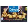 Dilmah, Чорний чай вишня і мигдаль, 20 пак., м/у