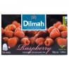 Dilmah, Raspberry, 20 пак., Чай Ділма, Малина, чорний