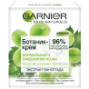 Botanist cream Garnier Skin Naturals, grape extract, moisturizing, 50 ml