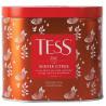 Tess Winter Citrus, Чай черный ароматизированный рассыпной, 100г, ж/б