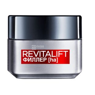 Крем L'OREAL Revitalift Filler, дневной антивозрастной, 50мл