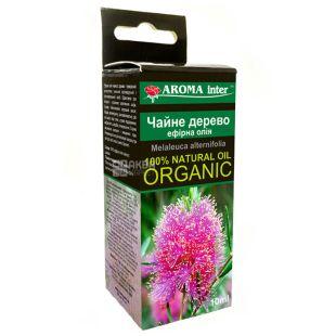 Эфирное масло Чайное дерево Aroma Inter (Арома Интер), 10 мл