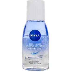 Средство для снятия макияжа Nivea Двойной Эффект, 125мл