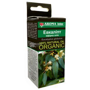 Oil Eucalyptus Aroma Inter (Aroma Inter), 5 ml