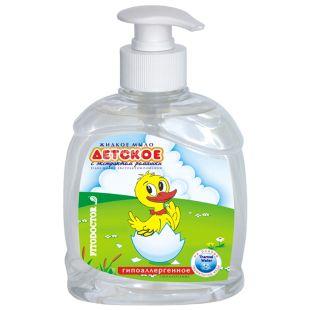 Фитодоктор Жидкое мыло Детское с экстрактом ромашки гипоаллергенное 300 мл