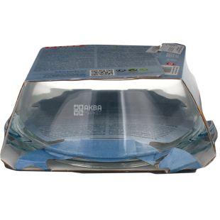 Кастрюля Pyrex, стекло, овальная, 2,1л