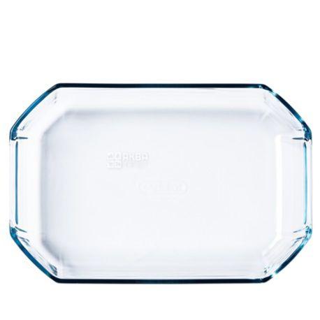 Pyrex Irresistible, Форма для випічки жароміцна, прямокутна, 20х30 см