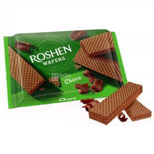 Roshen Wafers, Вафлі з шоколадною начинкою, 72 г