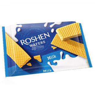 Roshen Wafers, Вафлі з молочною начинкою, 72 г
