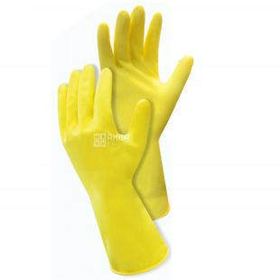 Clean house, durable household gloves L