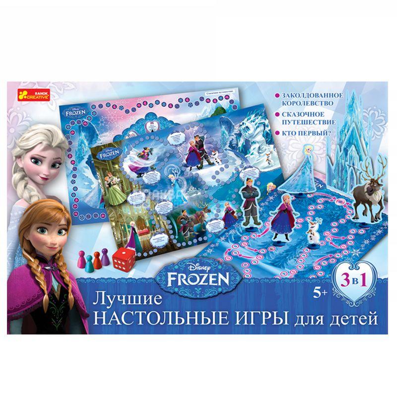 Ranok Board Games Frozen, Icy Heart
