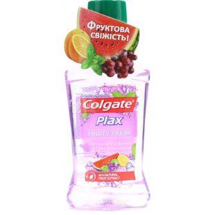 Ополіскувач Colgate Plax Fruity Fresh, для порожнини рота, 250 мл