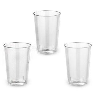 Glass without a leg of fiberglass 40 ml, 40 pcs.