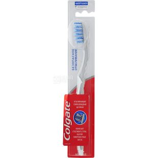 Зубна щітка Colgate Безпечне відбілювання, м'яка