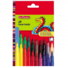 Herlitz, Colored markers, 2 mm, 20 colors, cardboard