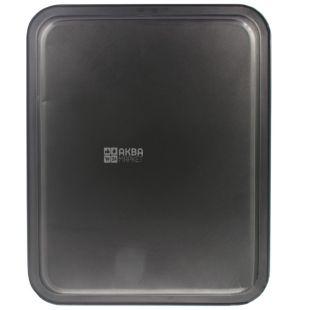 Fackelmann, Форма для випічки сталева квадратна, 42х32х4 см