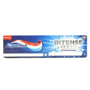 Aquafresh Intense Clean, Зубна паста, Відбілююча, 75 мл