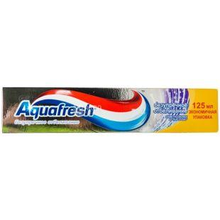 Aquafresh, Зубная паста, Безупречное отбеливание, 125 мл