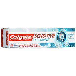 Colgate Sensitive Pro-Relief, Зубна паста, 75 мл